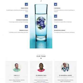 UMERF Website